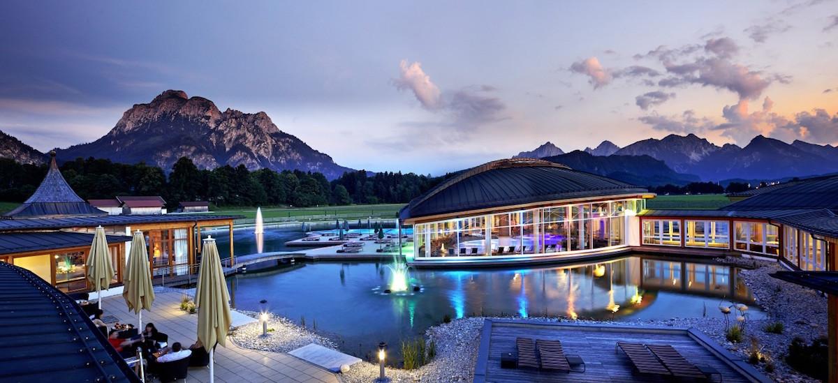 Adults only die besten wellnesshotels nur f r erwachsene for Designhotel wellness deutschland