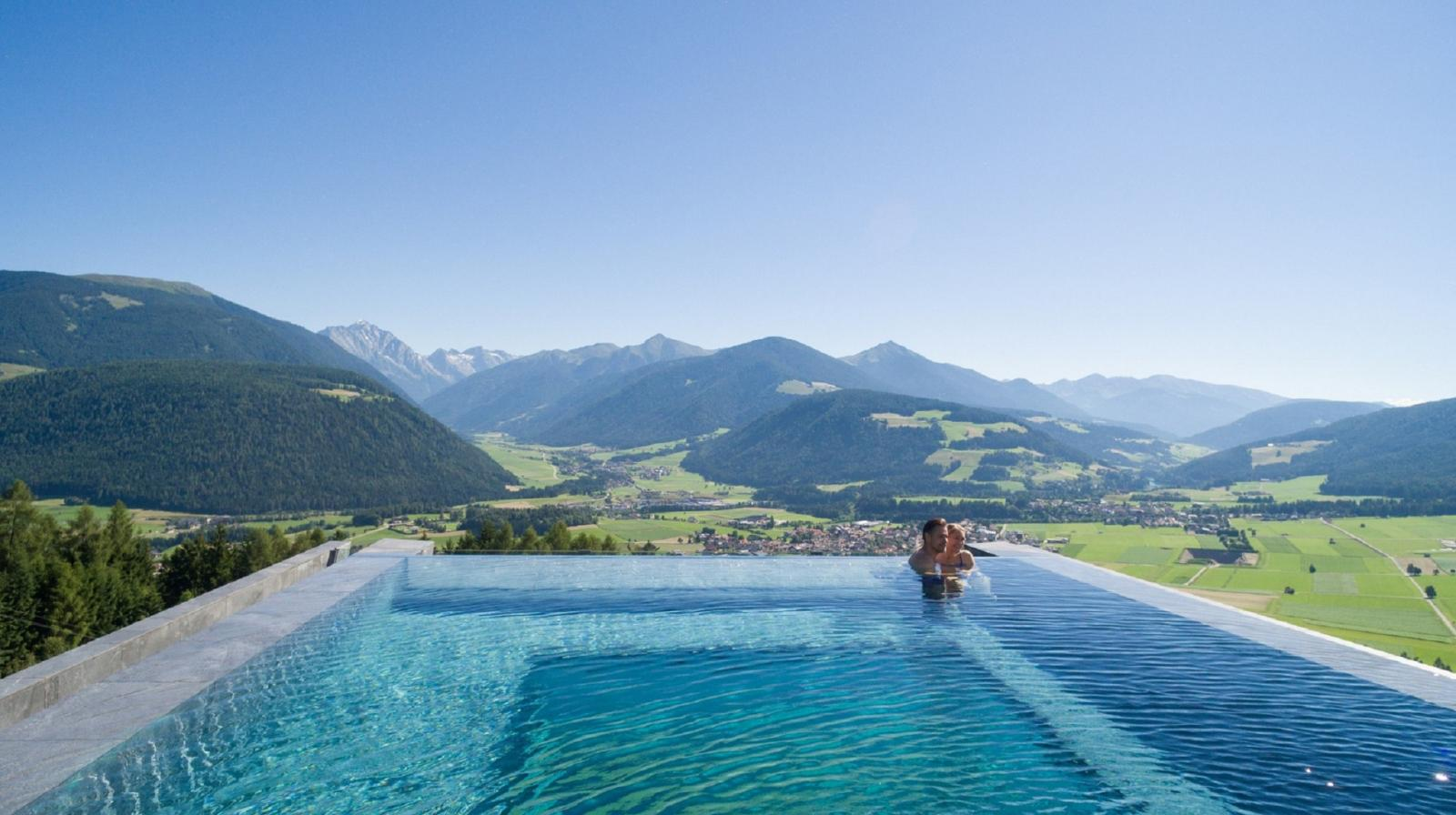 Kuscheln in den Dolomiten © Wellness Heaven