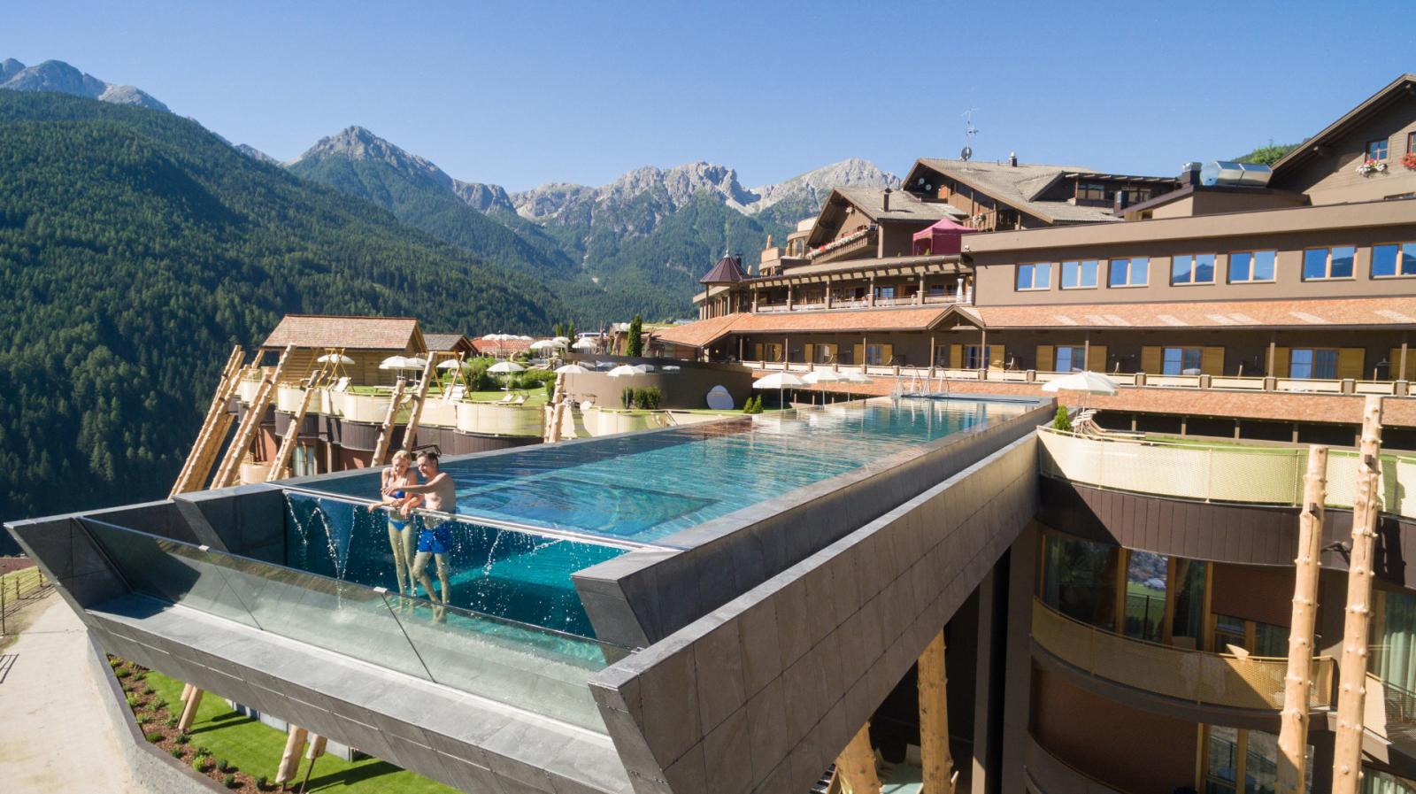 Alpin Panorama Hotel Hubertus © Wellness Heaven