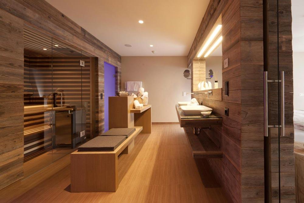 Die besten Hotelzimmer mit eigener Sauna
