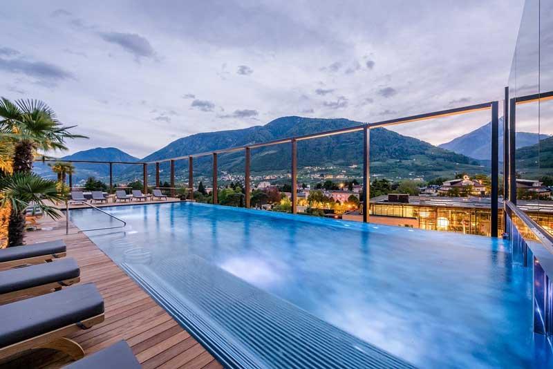 Die besten wellnesshotels in s dtirol die top 5 sky spas for Design wellnesshotel sudtirol
