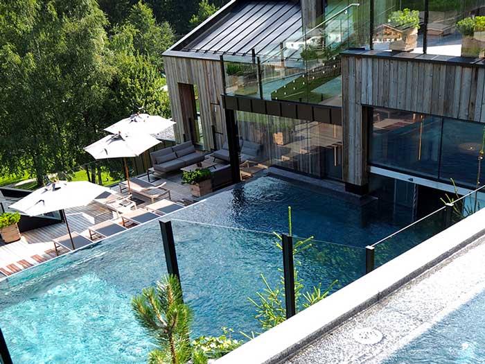 Wellnesshotel des Monats: Hotel Forsthofgut