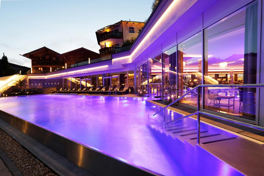 Wellnesshotels mit bewertungen die besten hotels ab 62 for Wellness designhotel deutschland
