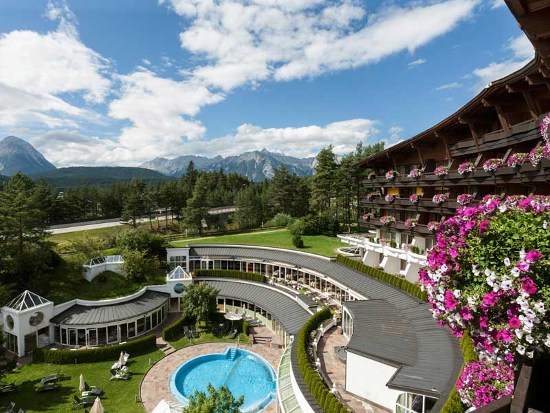 Wellnesshotel des Monats: Krumers Alpin Resort & Spa