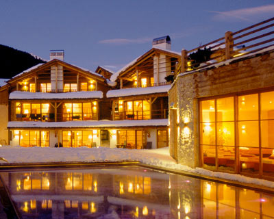 Wellnesshotel des Monats: Dolce Vita Family Chalet Post Alpina