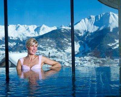 Wellnesshotel des Monats: Schlosshotel Fiss