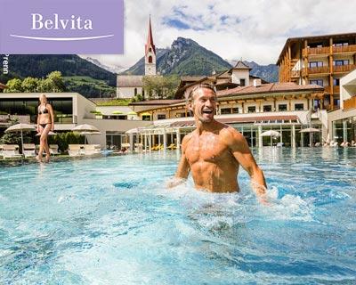 Wellnesshotel des Monats: Alpin & Spa Resort Schwarzenstein