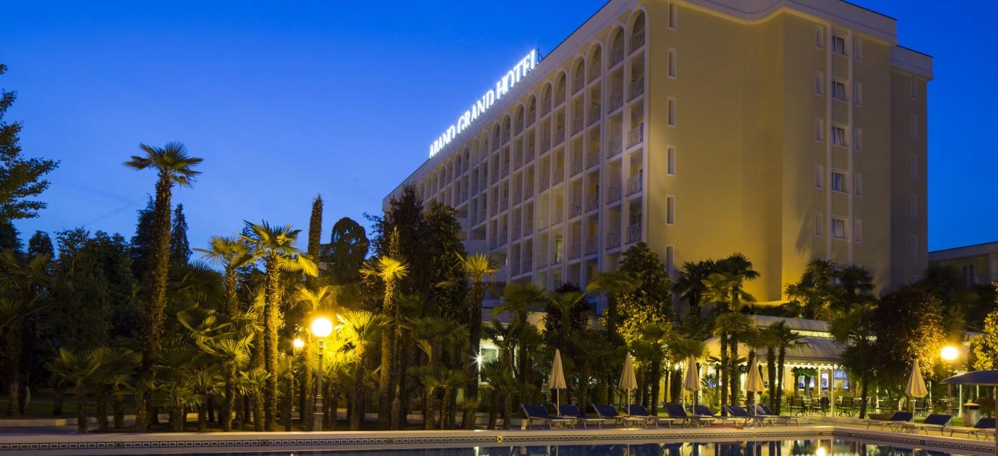 Abano Grand Hotel Bilder | Bild 1