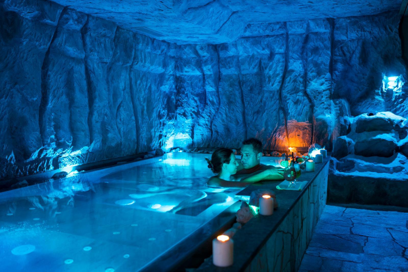 Bioenergetik: Foto vom Wellnesshotel ABINEA Dolomiti Romantic SPA Hotel   Wellness Südtirol
