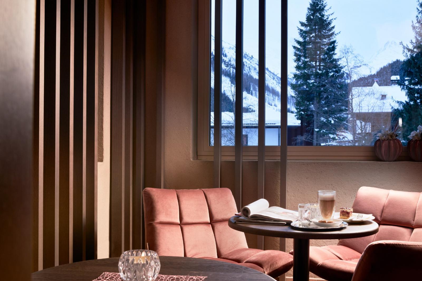 Kieselerde: Foto vom Wellnesshotel Adler Inn - Tyrol Mountain Resort | Wellness Tirol