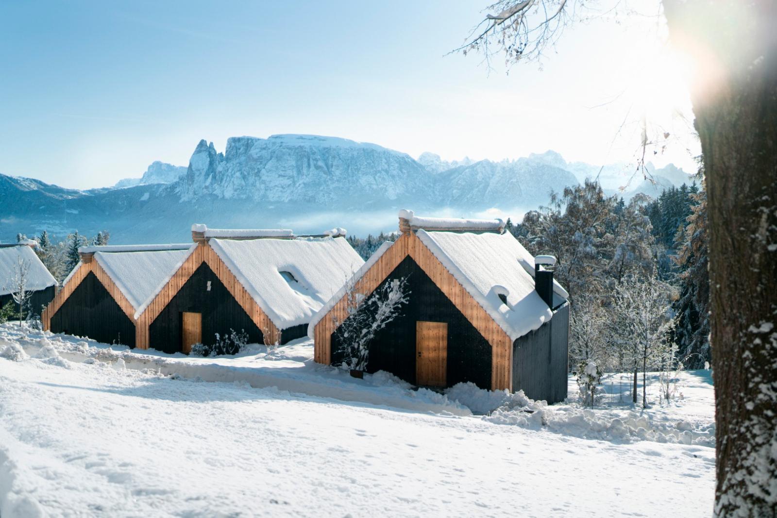 Qi Chi: Foto vom Wellnesshotel ADLER Lodge RITTEN | Wellness Südtirol