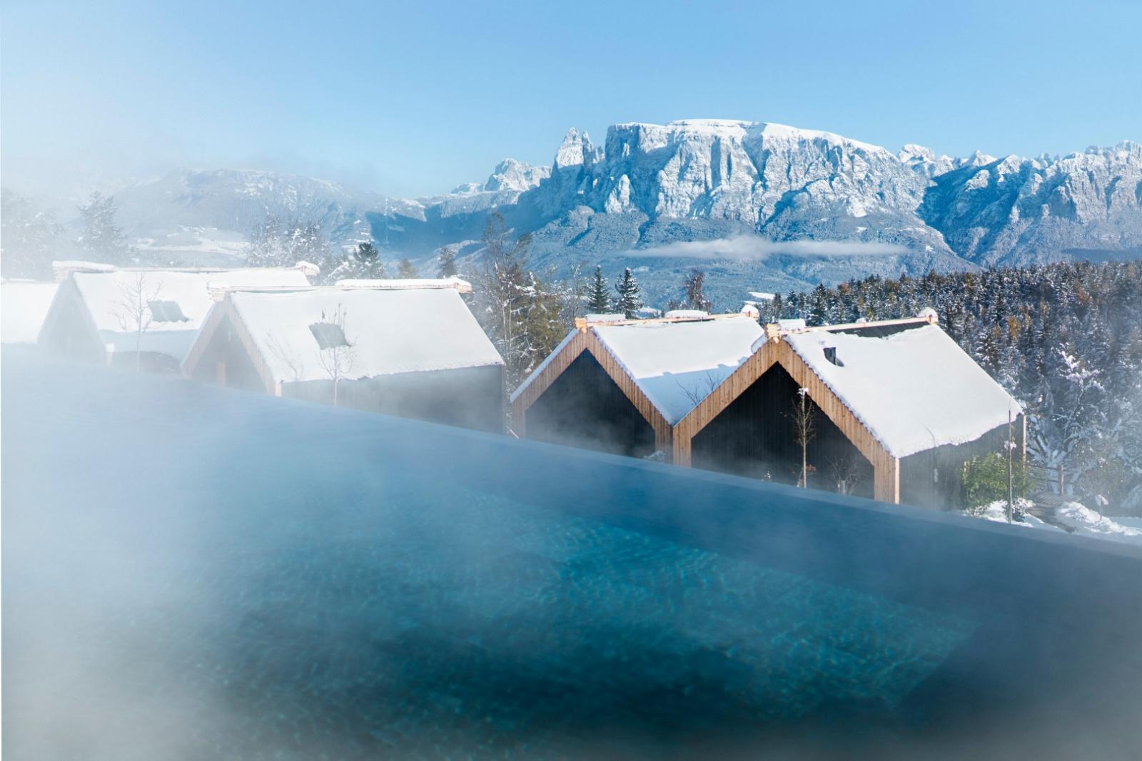 Bewegung: Foto vom Wellnesshotel ADLER Lodge RITTEN | Wellness Südtirol