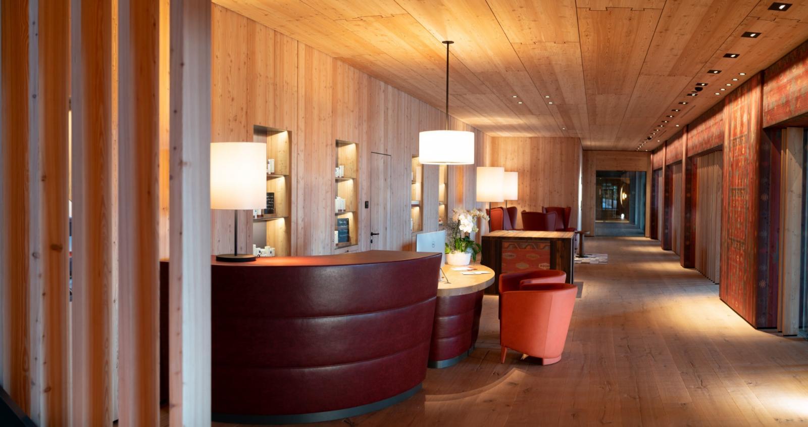 Wirbelsäulenbehandlung: Foto vom Wellnesshotel ADLER Lodge RITTEN | Wellness Südtirol