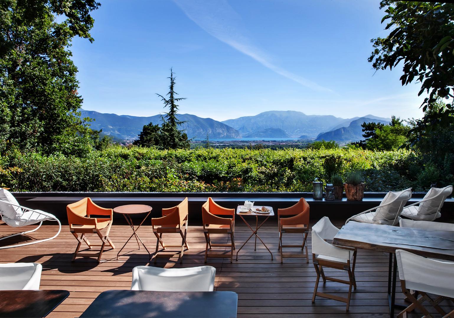 L albereta relais chateaux erbusco bs hotelbewertung for Lago spa padova