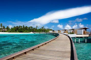 Aqua-Joggen: Foto vom Wellnesshotel Park Hyatt Maldives Hadahaa | Wellness Gaafu Alifu Atoll