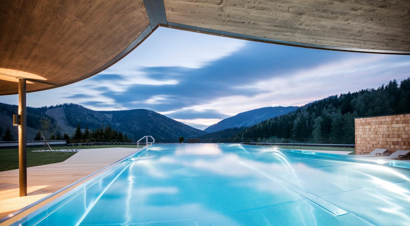 Autogenes Training: Foto vom Wellnesshotel Almwellness Hotel Pierer ****Superior | Wellness Steiermark