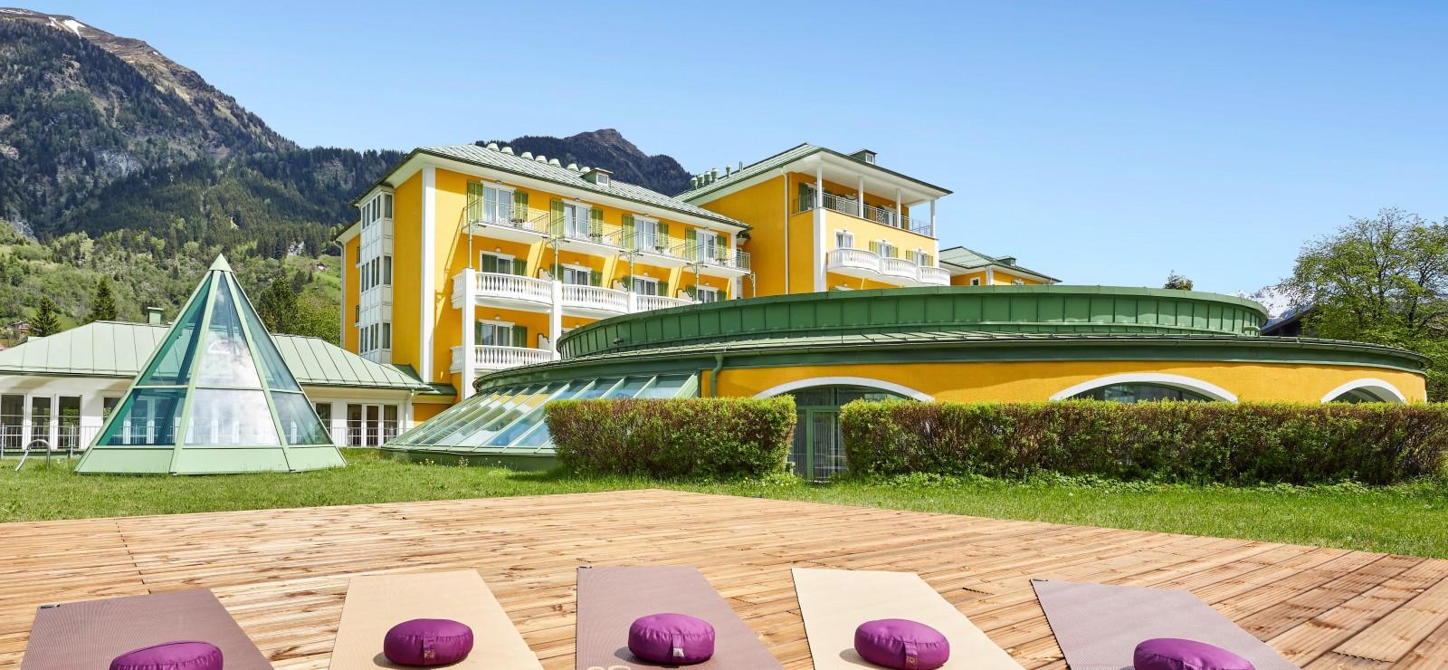 Wellnesshotels salzburger land ab 79 bewertungen for Design hotel salzburger land