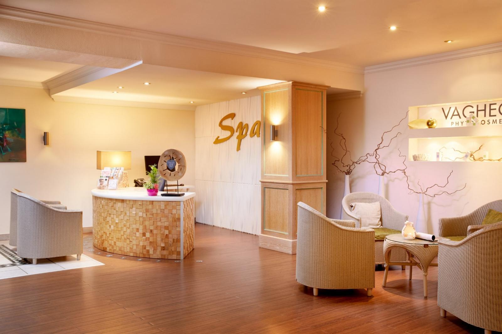 Vichy-Dusche: Foto vom Wellnesshotel DAS ALPENHAUS GASTEINERTAL | Wellness Salzburger Land