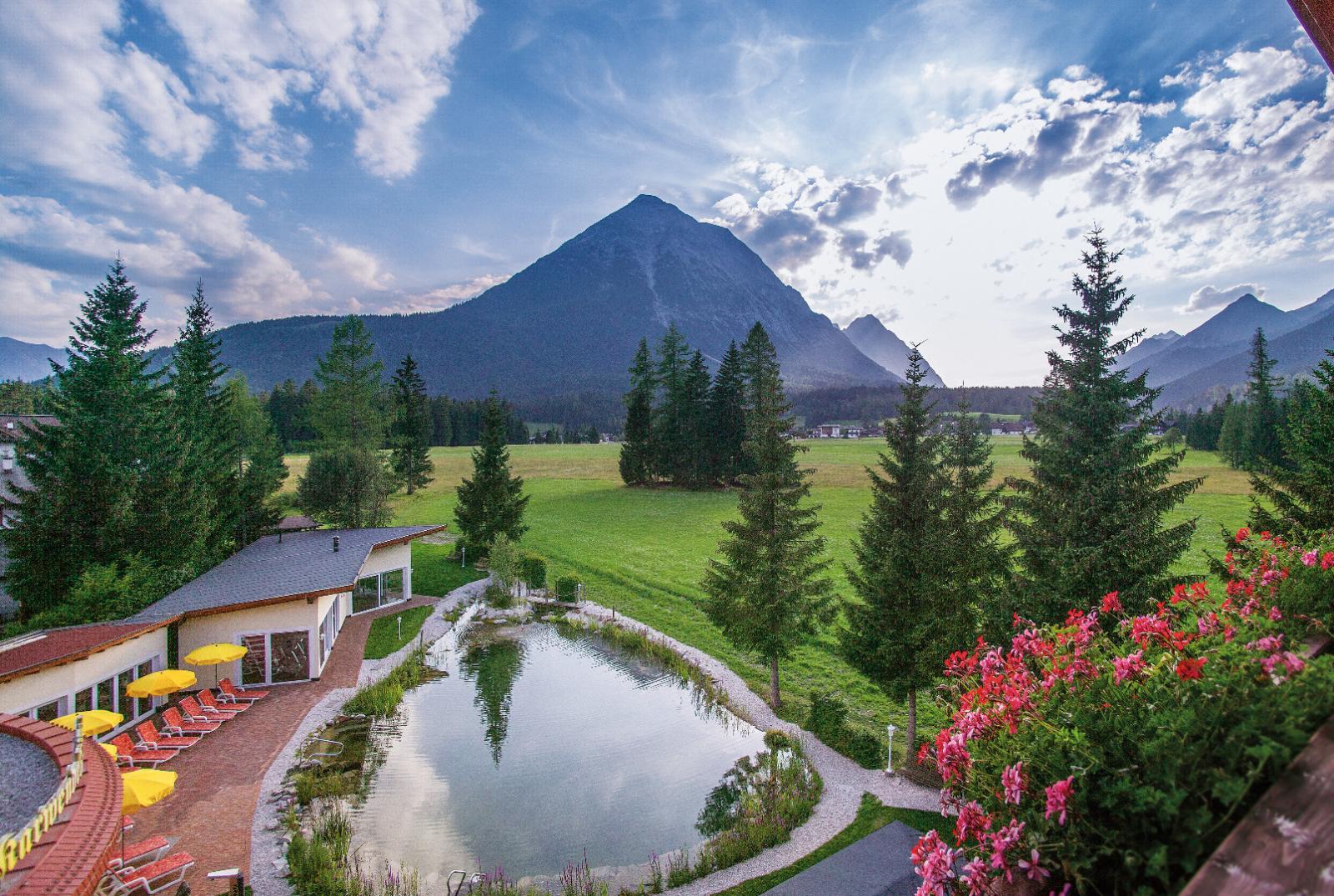 Alpenhotel Karwendel 187 Leutasch 187 Hotelbewertung