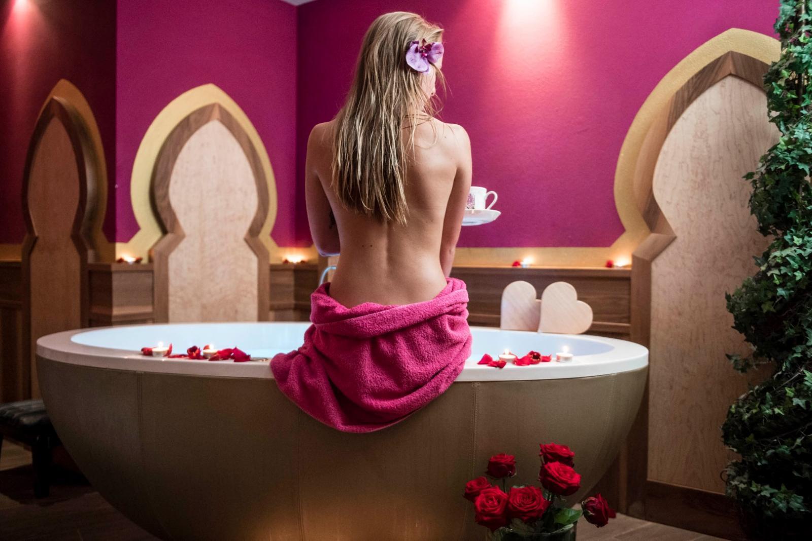 Schrothkur: Foto vom Wellnesshotel Alpin Garden Wellness Resort ***** Adults only   Wellness Südtirol