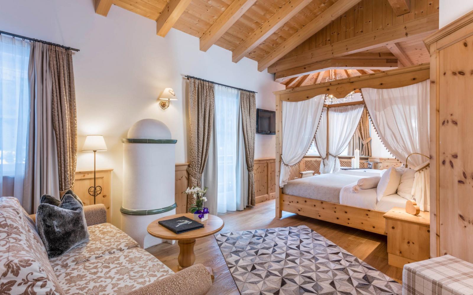 Fangokur: Foto vom Wellnesshotel Alpin Garden Luxury Maison & SPA ***** Adults only | Wellness Südtirol
