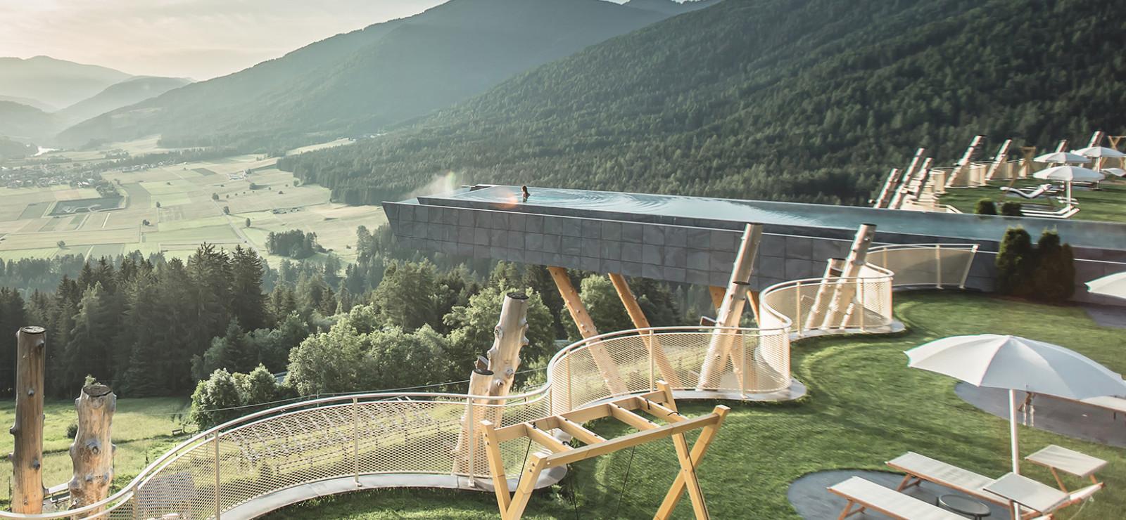 Alpin Panorama Hotel Hubertus Bilder | Bild 1