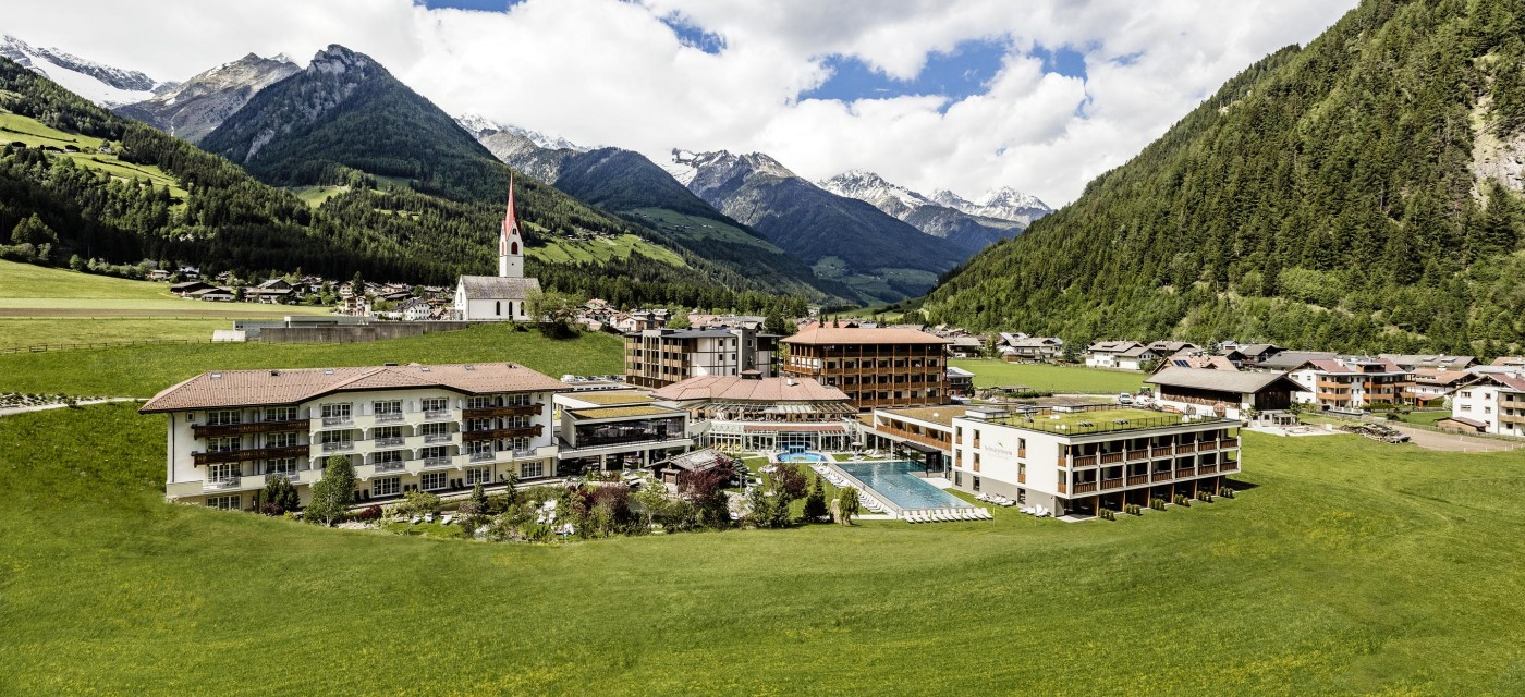Wellnesshotel Alpin & Spa Resort Schwarzenstein | Luttach