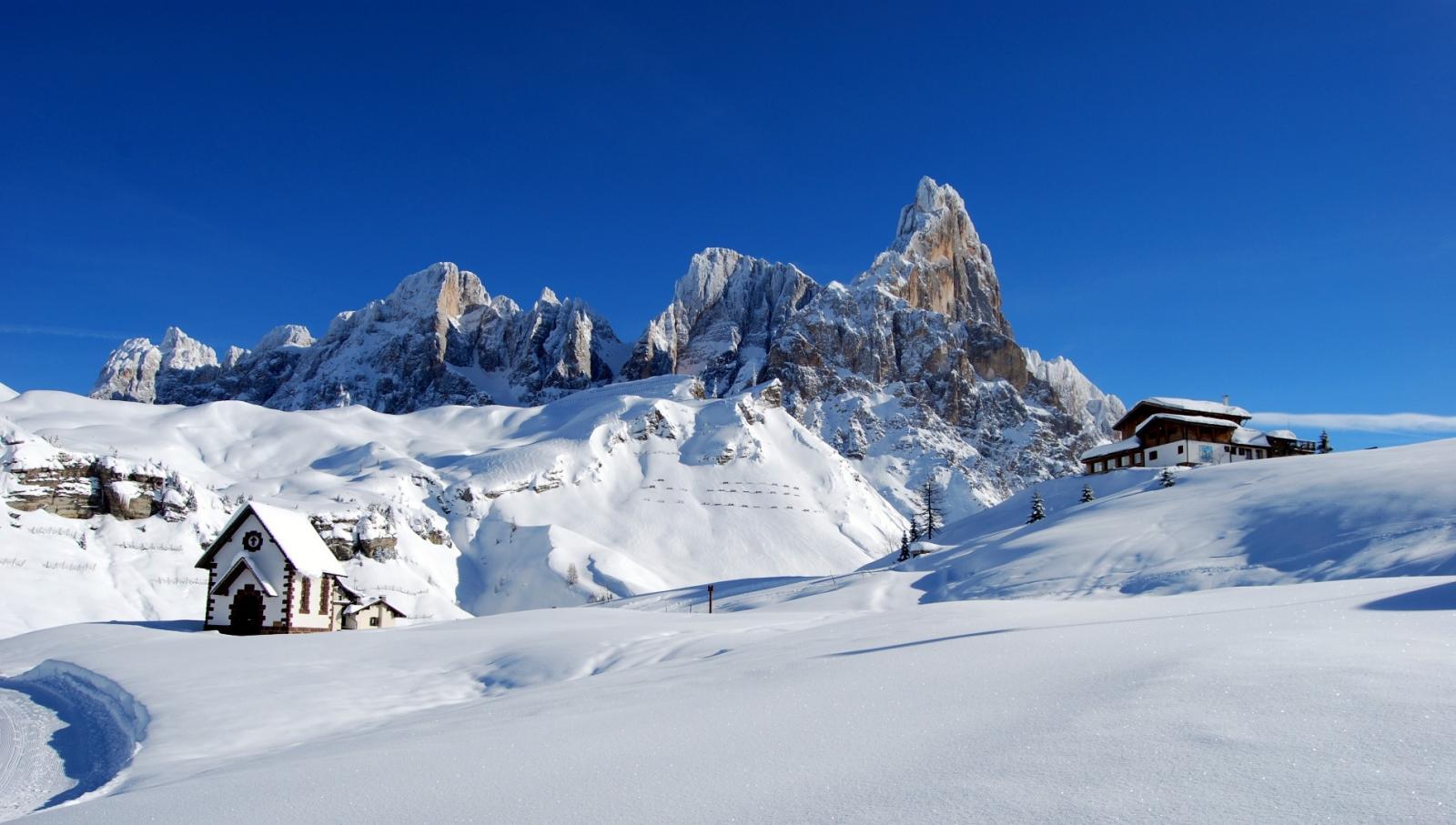 Bild zum Wellness-Angebot Skisafari: Sellaronda Dolomiten