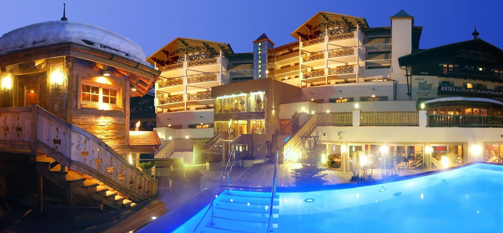 Hotel Alpine Palace Bilder | Bild 1