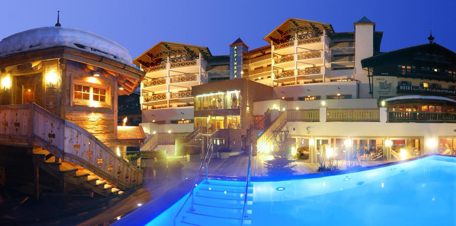 Hotel Alpine Palace New Balance Luxus Resort 5 S