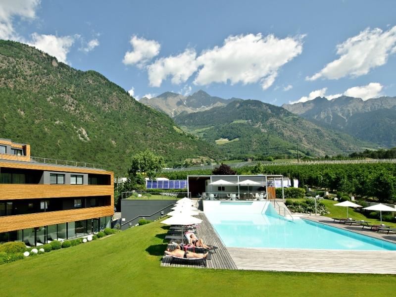 design hotel tyrol partschins meran hotelbewertung