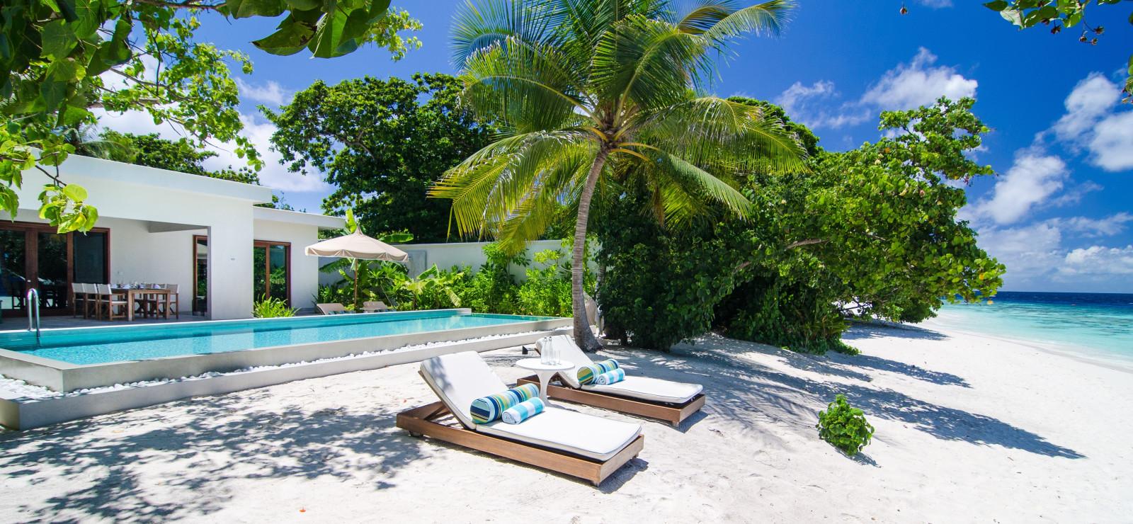 Amilla Maldives Resort & Residences Bilder | Bild 1