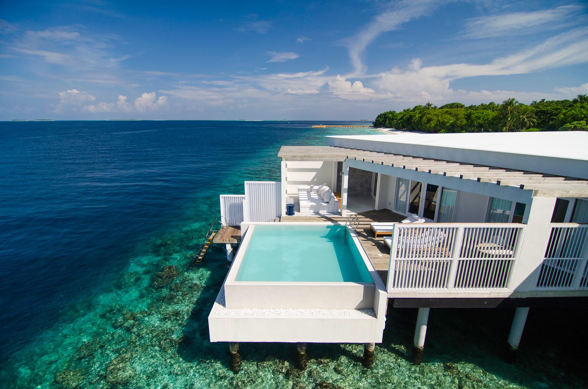 Fangokur: Foto vom Wellnesshotel Amilla Maldives Resort & Residences | Wellness Baa Atoll