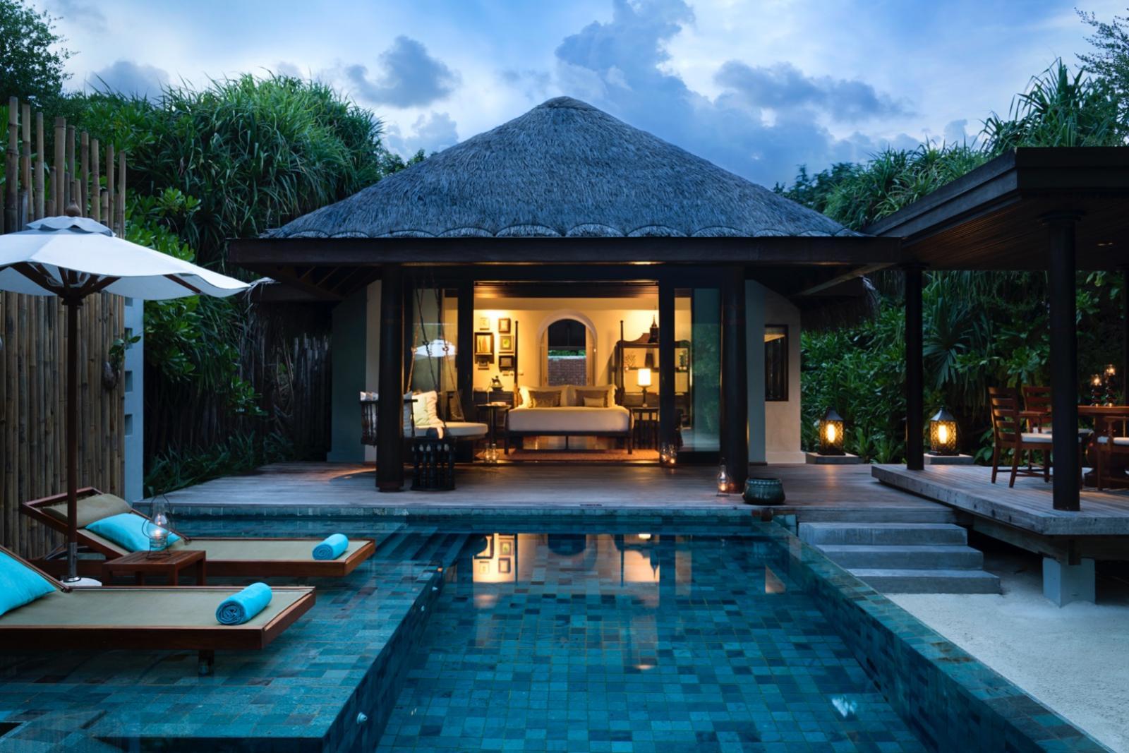 Bild zum Wellness-Angebot Beach Pool Villa