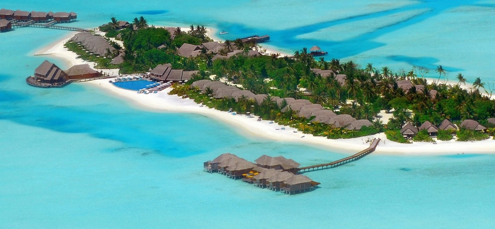 Anantara Resort Maldives Bilder | Bild 1