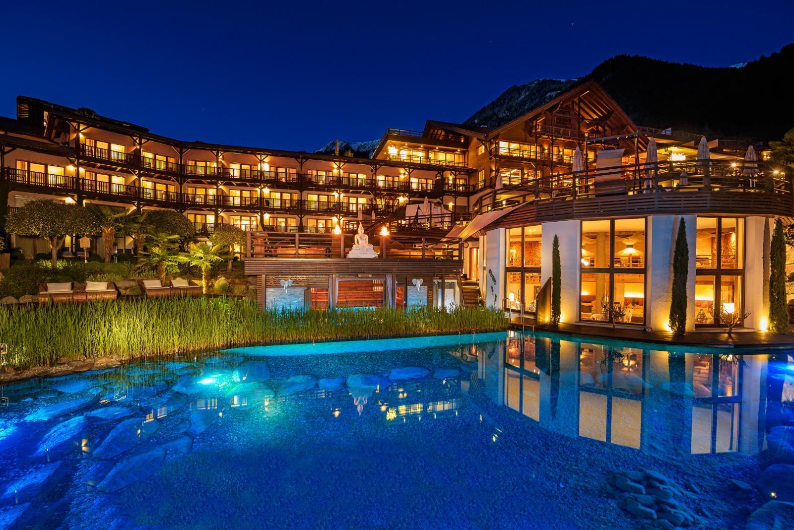 Golf spa resort andreus bilder vom wellnesshotel for Design hotel 5 stelle