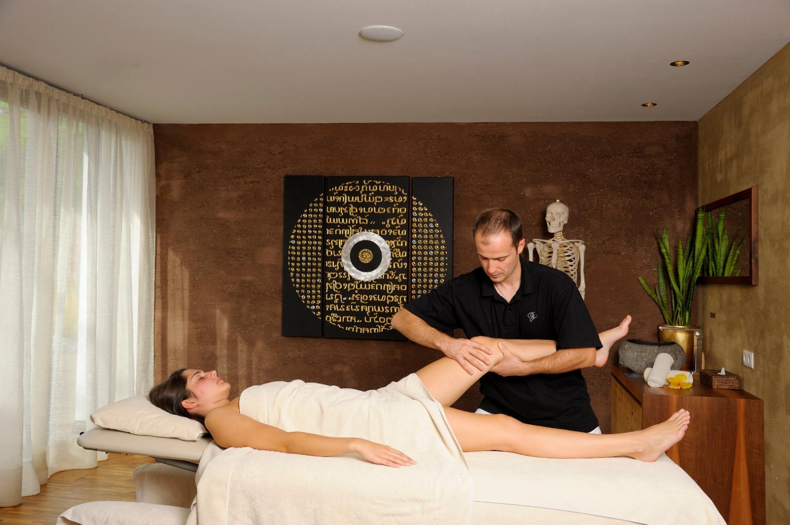 Bild zum Wellness-Angebot 1 Übernachtung inklusive Haki-Behandlung