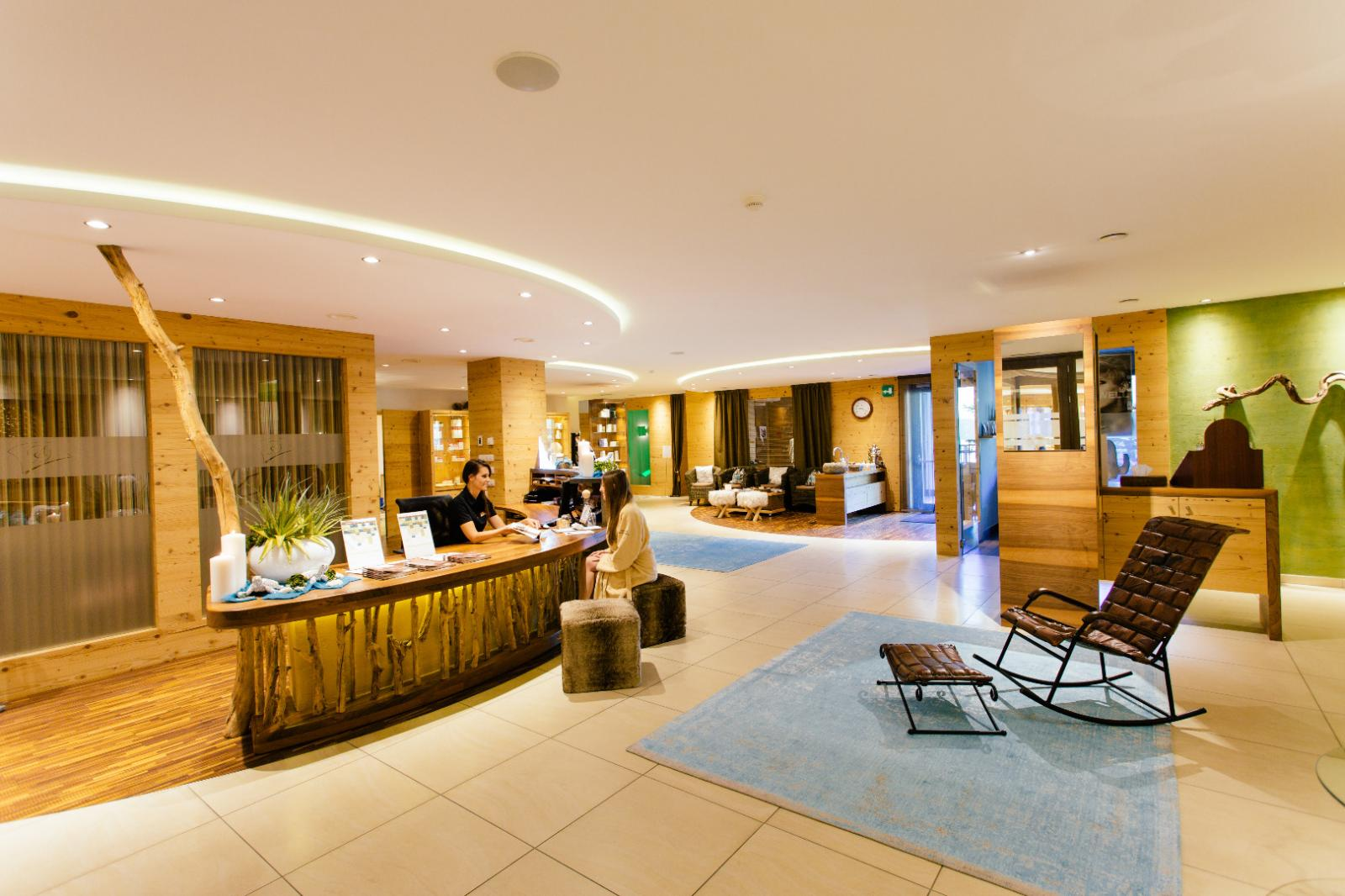 Foto vom Wellnesshotel Golf & Spa Resort Andreus***** | Wellness Südtirol