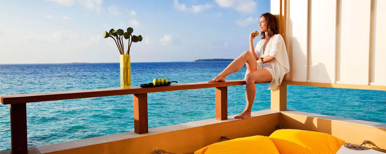 Massage: Foto vom Wellnesshotel Angsana Velavaru InOcean Villas | Wellness Süd Nilandhe Atoll