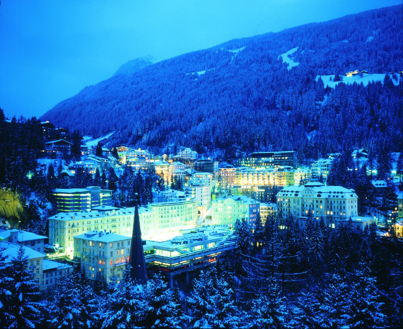 Salzburger Land Bad Gastein Mondi Holiday Hotel Bellevue