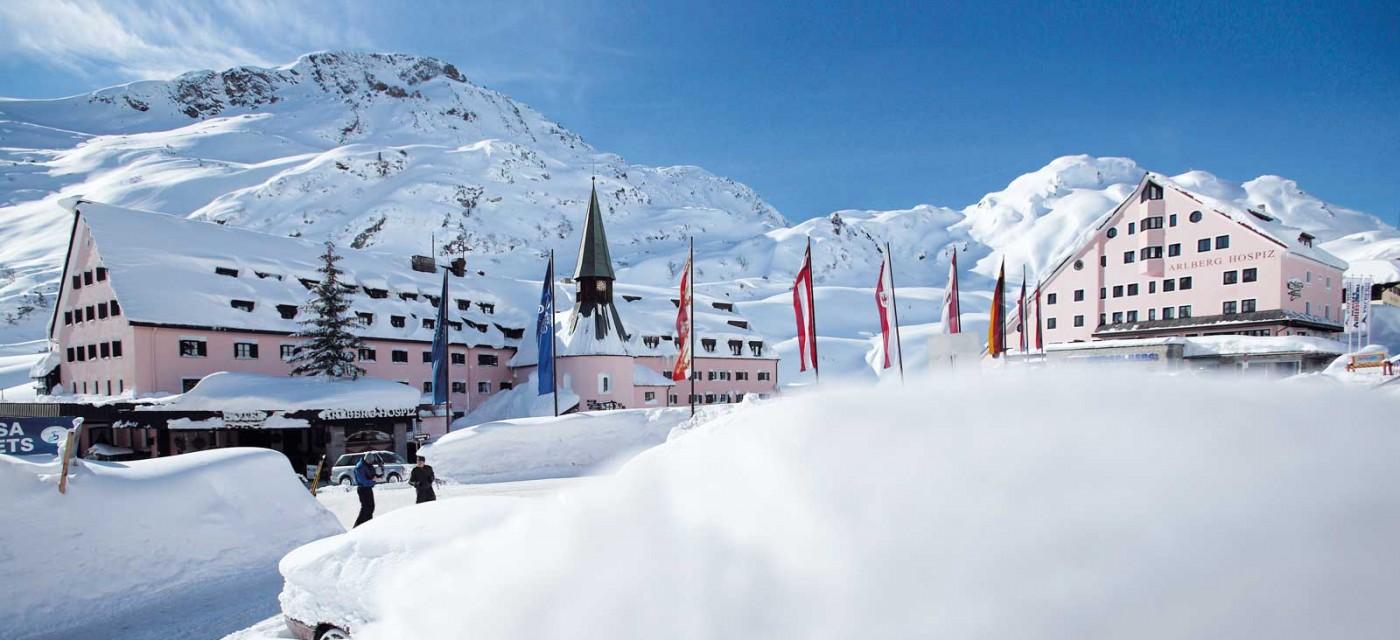 Arlberg Hospiz Hotel Bilder | Bild 1