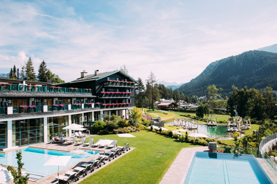 Neues Wellnesshotel: Astoria Resort *****S | Seefeld in Tirol