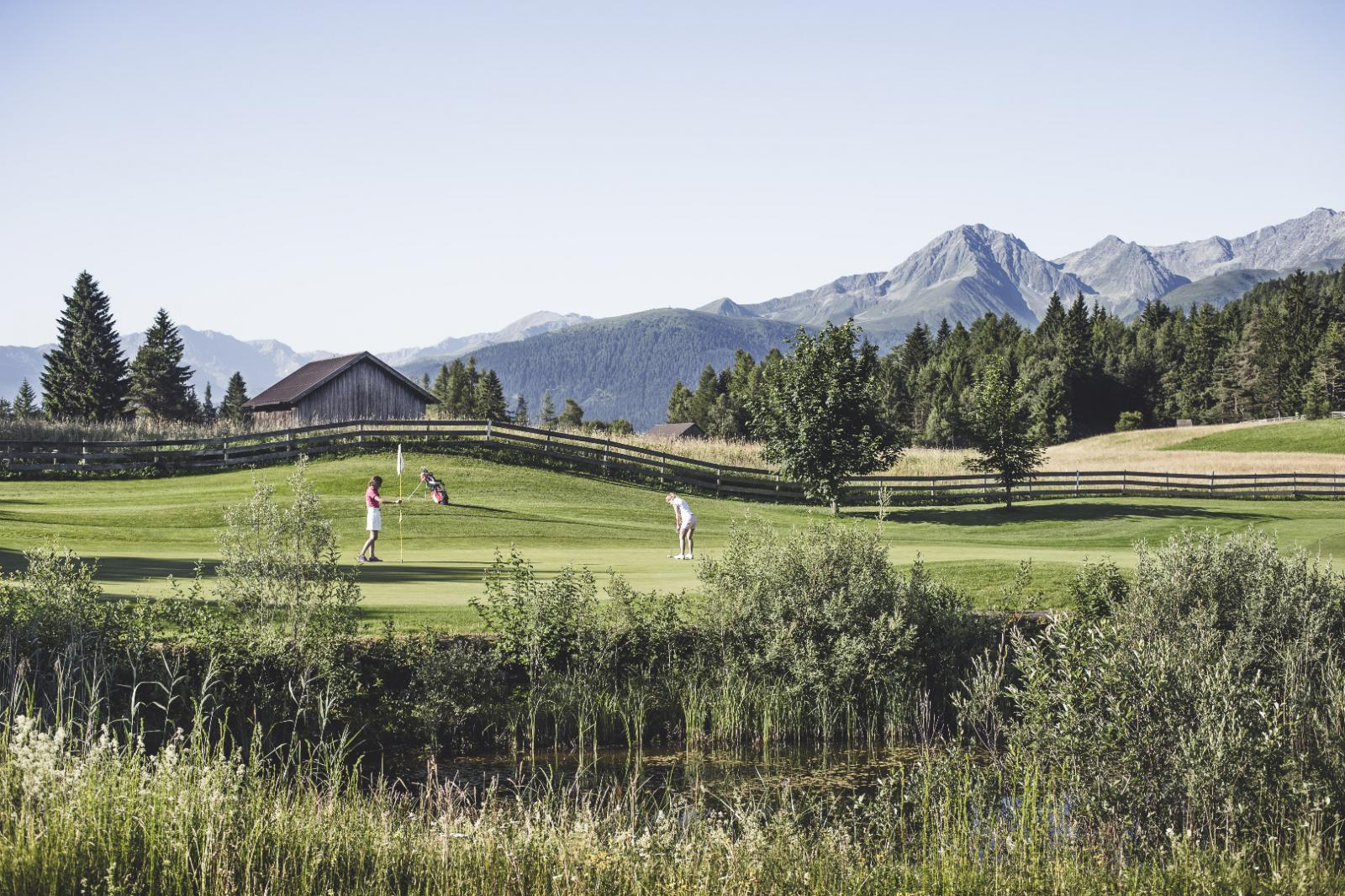 Bild zum Wellness-Angebot ASTORIA RESORT Golf & Relax