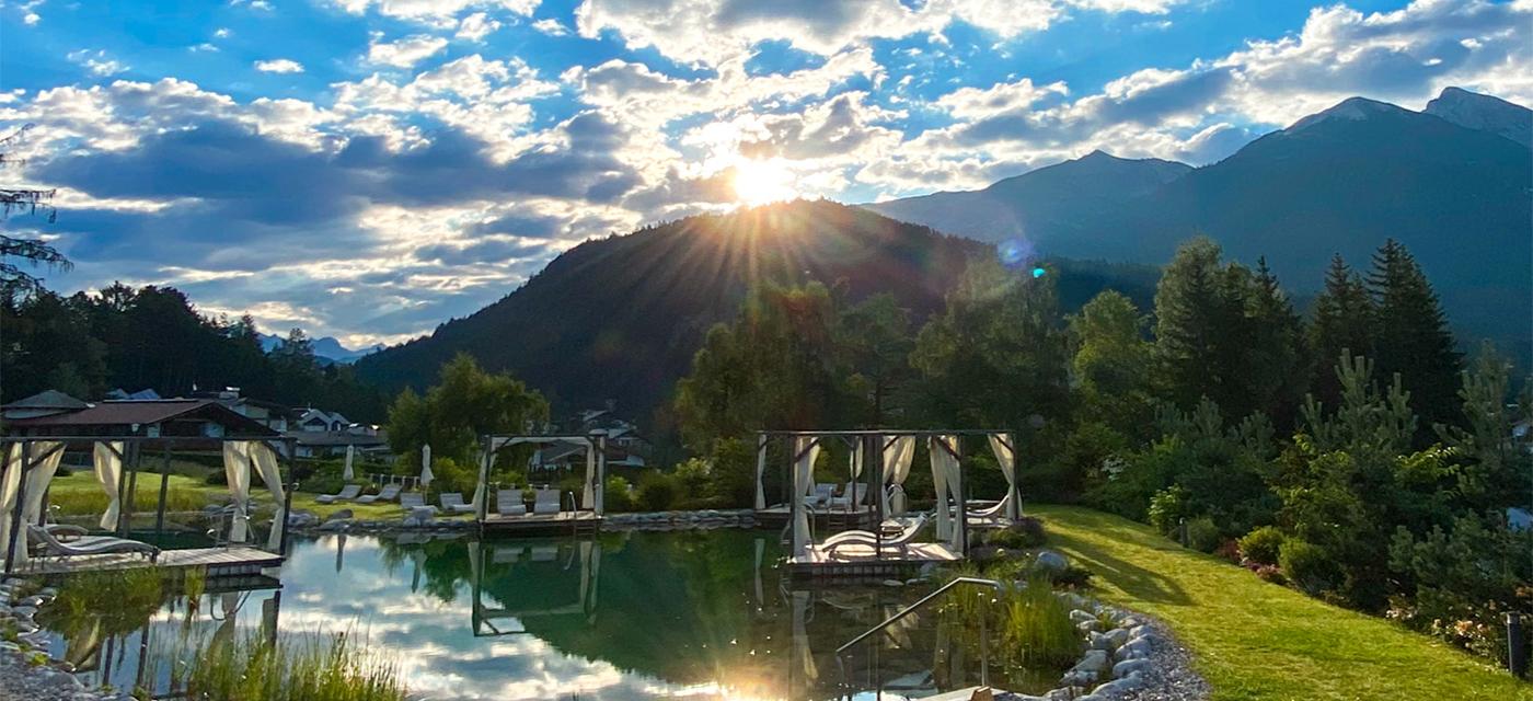 Bild zum Wellness-Angebot Alpine Wellness