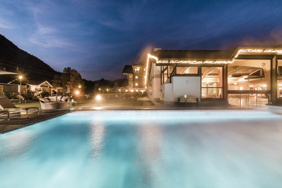 Neues Wellnesshotel: Bad Moos Dolomites Spa Resort | Sexten-Moos
