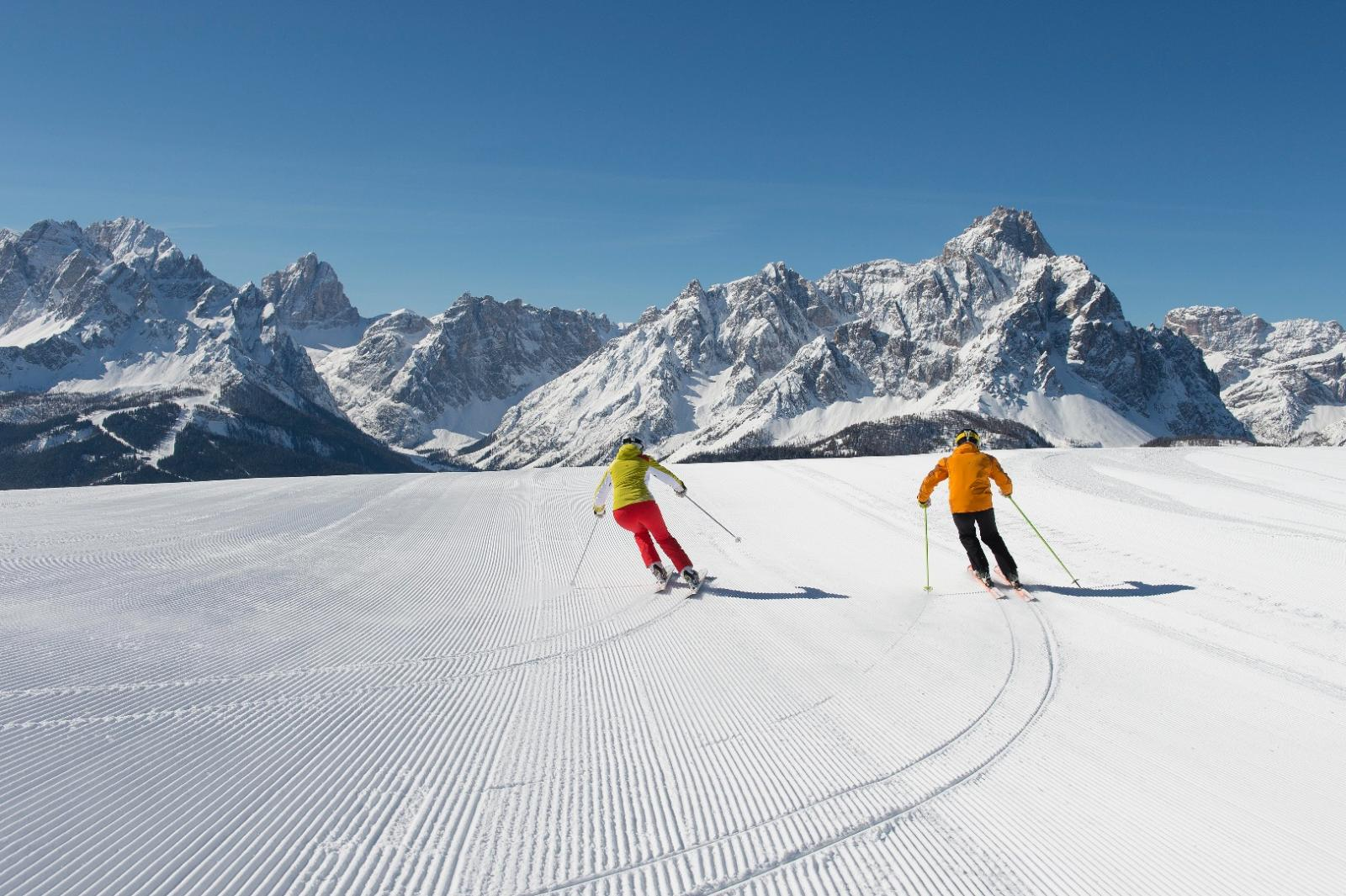 Bild zum Wellness-Angebot Dolomiti Super Premiere