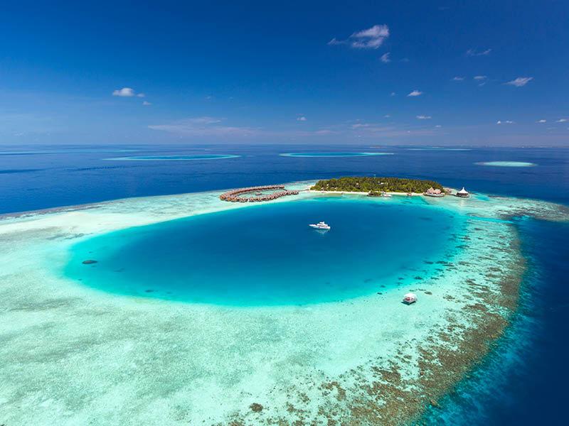 Yoga: Foto vom Wellnesshotel Baros Maldives Resort & Spa | Wellness Nord-Male-Atoll