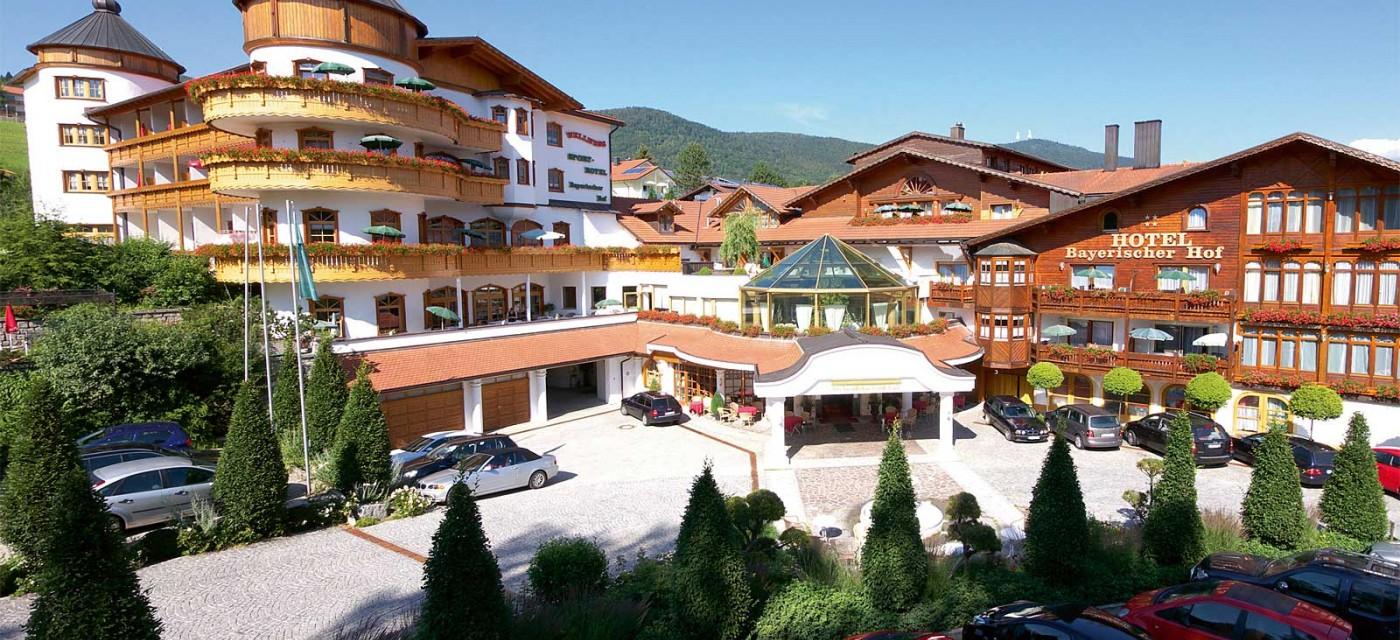 Wellness-Hotel Bayerischer Hof Bilder | Bild 1
