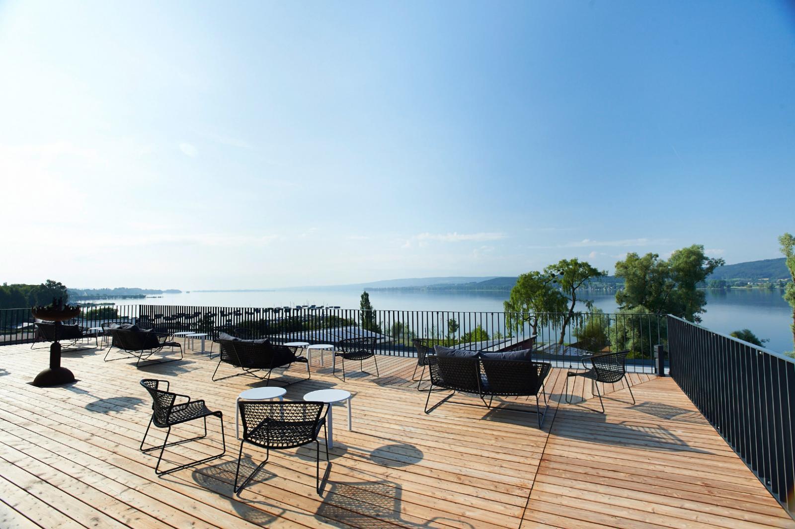 Bora hotsparesort radolfzell am bodensee hotelbewertung for Designhotel am bodensee
