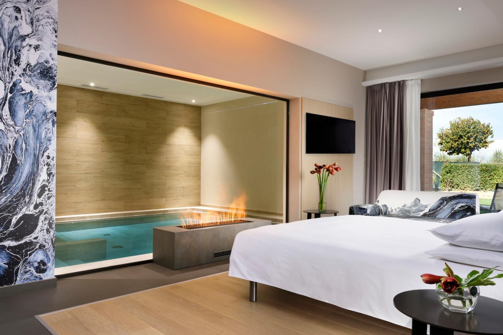 Integrative Körpertherapie: Foto vom Wellnesshotel Borgobrufa Spa Resort | Wellness Umbrien